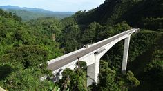 Agas Bridge - Southern Leyte - Philippines