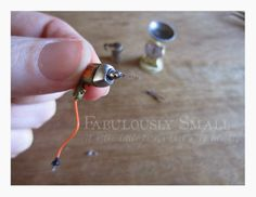 Fabulously Small: Power Drill