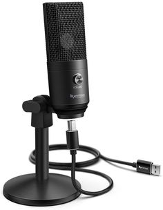Youtube Microphone, Gaming Microphone, Xbox, Polaroid, Blue Yeti, Ipad, Ink Toner, Pc Computer, Computer Accessories