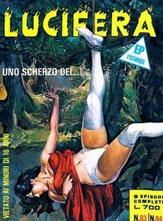 Fumetti EDIPERIODICI, Collana LUCIFERA COLLEZIONE