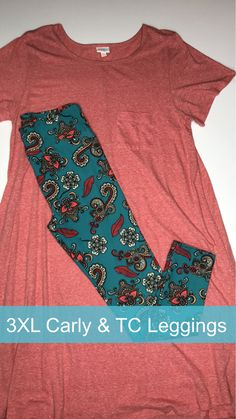 These leggings are amazing! Shopping is available in my FB Group: LuLaRoe Jill Drexhage. Click to shop with me