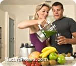 I love juicing, and find it one of the fastest and easiest DIY Health ideas ever.  There is a huge difference between boiled, canned store juice and dropping some fresh fruit or vegetables into your juicer and having a tasty juice filled with live enzymes, vitamins, and minerals.  You and your childrens health will thank you.