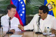 Maduro y Santos se reunirán para evaluar situación fronteriza