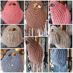 T-Shirt Yarn Bags