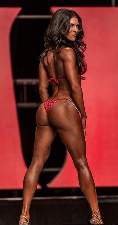 IFBB Bikini Pro Amanda Latona. Damn.