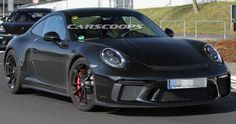 Mysterious Porsche 911 GT3 Spied, Could Be A New Special Edition #New_Cars #Porsche