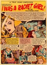 hollywood confessions comic book - Google Search Bad Girls, True Crime, Confessions, Comic Books, Hollywood, Comics, Google Search, Cartoons, Cartoons