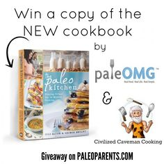The Paleo Kitchen: Review & Giveaway