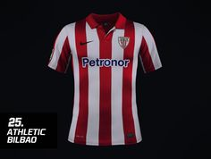 Os 25 uniformes mais bonitos da temporada 2013/14