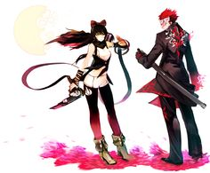 r.w.b.y blake belladonna and adam