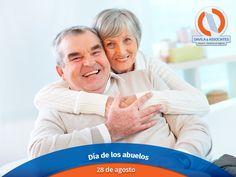 Festejemos a nuestros abuelos, los que consienten a cada integrante y mantienen unida a toda la familia. #vida #abuelos #familia #felicidad #segurodevida #segurosdavila #contigo #asesoresdeseguros #mexico