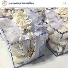 """@prendaminhaprenda no Instagram: """"Nossas caixinhas com amêndoas no IG mais lindo!!! Agradecemos pelo carinho como a divulgação do nosso trabalho, Monalisa!!! Eu amo @festejandoemcasaoficial """""""