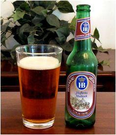 Hofbrau Maibock, German Beer, Bier, Lager