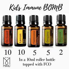 Kids Immune Bomb