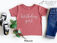 Birthday Girl birthday shirt - Sprinkles And Jam  #sprinklesandjam #birthdaygirshirt #birthdayshirtforgirls #birthdayshirt #custombirthdayshirt