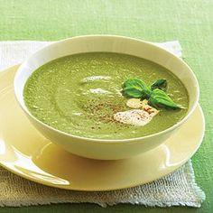 courgettes soep #samensterk