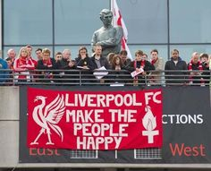 Liverpool FC: Make The People Happy