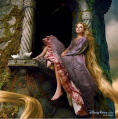 destinyyromero:  Rapunzel on @We Heart It.com - http://whrt.it/Y3UjOA