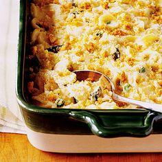 Spring Vegetable Mac & Cheese