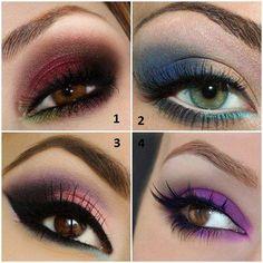 Beautiful eyes make up Kiss Makeup, Makeup Art, Makeup Tips, Face Makeup, Makeup Ideas, Makeup Stuff, Makeup Trends, Makeup Inspo, Pretty Eyes