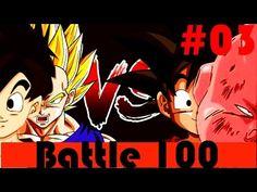 Dragon Ball (Dbz) Battle #03 Jogando no Android/Tablet