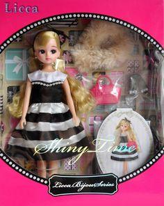 Takara Licca Castle ESC Doll Little Factory Shion 27cm Jenny Barbie Japan J60 for sale online