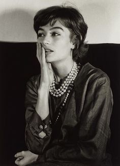 Anouk Aimée, 1962