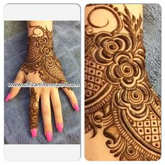 OFFICIAL HENNA WEBSITE | SHIVANI HENNA ART BY SHIVANI PATWA | Toronto Bridal…