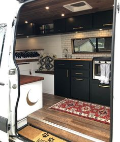 20 Cool Sprinter Camper Van Interior, life diy life diy how to build life diy ideas life diy interiors life diy projects