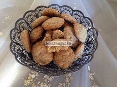 Zabkeksz Sausage, Almond, Healthy Recipes, Healthy Meals, Sweets, Cookies, Cake, Desserts, Food