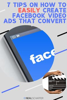 Facebook video ads provide companies with a great opportunity to increase sales. Here's the formula to help you easily create video ads that convert. Social Business, Facebook Business, Creative Business, Business Tips, Facebook Marketing Strategy, Online Marketing, Social Media Marketing, Social Media Trends, Facebook Video