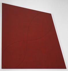 , 1990. acrylic on canvas, 8' x 8' (243.8 x 243.8 cm).