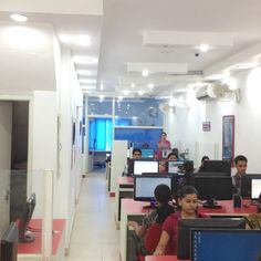 Megrisoft new office at Chandigarh