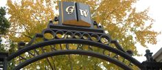 GW Overview | The George Washington University,people bulid it to commemorate he