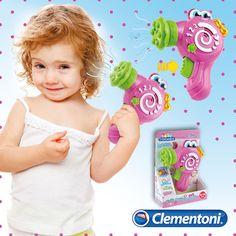 Kelly Asciugacapelli. Un divertente phon chiacchierone che insegna i numeri con canzoncine e filastrocche. #giochi #giocattoli per la #primainfanzia by #clementoni #clementonibaby #giochibambini #toys #baby #babytoys