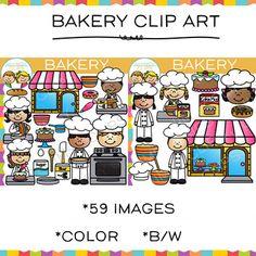 Bakery Clip Art by Whimsy Clips | Teachers Pay Teachers