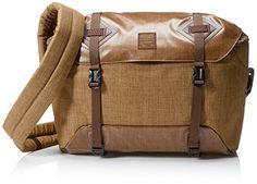 Outdoor borsa/borsa a tracolla Rangefinder Messenger Bag-Colore Dakar, coyote heather, 18l
