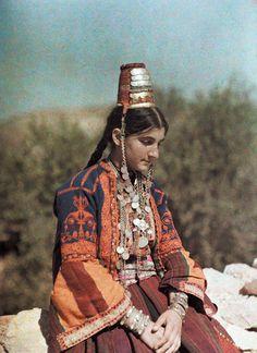 第8回 ベツレヘムの飾り帽子(1925年) | ナショナルジオグラフィック日本版サイト