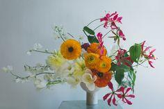 Gloriosa centrepiece Floral Event Design, Floral Designs, North London, Floral Centerpieces, Wedding Planning, Floral Wreath, Wreaths, Flowers, Plants