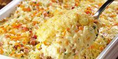 Receita de arroz de forno com queijo | Show de Receitas | Aprenda a Fazer Receitas