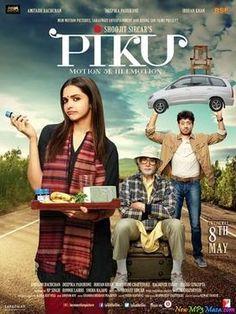 Piku (2015) - 720p HD