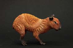 Capybara by hontor on DeviantArt