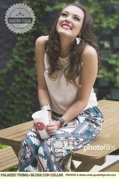 """Always dress like you're going to see your worst enemy."" — Kimora Lee Style by Dress Code; Fotografía by Photofilm Studio ; Make up by Ana Lu. Wever Makeup; Locación:Café Despierto ; Modelo Mafer Castañeda Diaz"