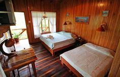 Chalet Rooms at Hotel Miramontes Monteverde #CostaRica | monteverdetours.com