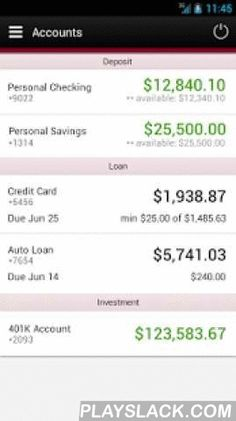 Ramsey Mobile Banking Android App  PlayslackCom  Ramsey