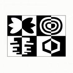 Schwarzweiße Klappbilder Negative And Positive Space, Negative Space Art, School Art Projects, Art School, 100 Day Project Ideas, Notan Art, Creation Crafts, High Art, Elements Of Art
