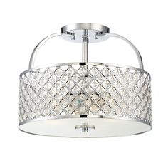 Found it at Joss & Main - Sheila Semi-Flush Mount