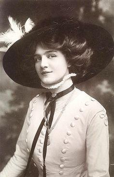 Мобильный LiveInternet Звезда из прошлого - Lily Elsie (1886 - 1962)   rodich2007 - Дневник rodich2007  