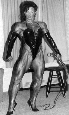 Muscle woman fetish consider