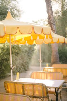 The Lemonade Stand at The Parker Hotel, Palm Springs